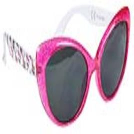 LOL SURPRISE! - Óculos de Sol Infantis LOL Surprise! Branco Fúcsia