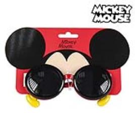 MICKEY MOUSE - Óculos de Sol Infantis Mickey Mouse Vermelho