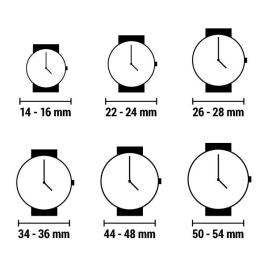 SEIKO - Relógio masculino Seiko SNJ028P1 (Ø 47,8 mm)