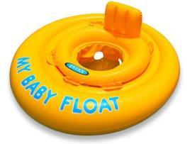 INTEX - Flutuador para bebé Intex 6+ meses (70 Cm)