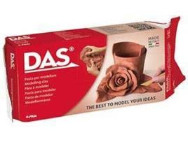 DAS - Pasta Modelar 1Kg Terracota