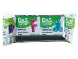 DAS - Plasticina DAS Junior Preto 100 g (Idade Mínima: 3 anos)