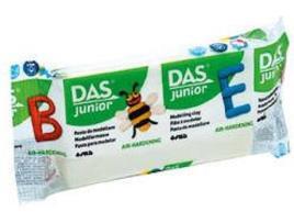 DAS - Plasticina DAS JUNIOR Branco 100 g (Idade Mínima: 3 anos)