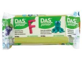 DAS - Plasticina DAS JUNIOR Verde 100 g (Idade Mínima: 3 anos)
