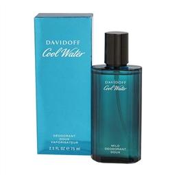 Davidoff - Davidoff Cool Water Men Desodorizante Spray 75ml