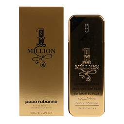 Perfume Homem 1 Million Paco Rabanne EDT - 50 ml