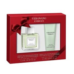 VERA WANG - Coffret Perfume Mulher Vera Wang Embrace Green Tea & Pear Blossom 30ml + Loção Corporal 75ml