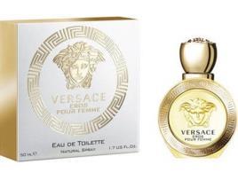 Versace - Perfume Mulher Eros Femme Versace EDT - 50 ml