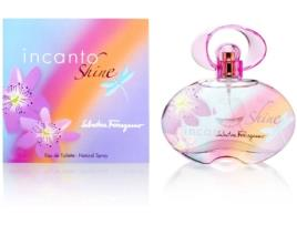 Perfume Unissexo Incanto Shine Salvatore Ferragamo EDT - 100 ml