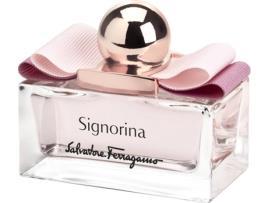 SALVATORE FERRAGAMO - Perfume Mulher Signorina Salvatore Ferragamo EDP - 50 ml