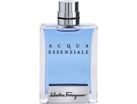 Perfume Homem Acqua Essenziale Homme Salvatore Ferragamo EDT - 100 ml
