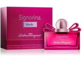 Perfume Mulher Signorina Ribelle Salvatore Ferragamo EDP (50 ml) (50 ml)