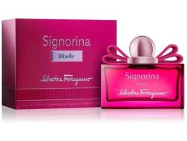 Perfume Mulher Signorina Ribelle Salvatore Ferragamo EDP (100 ml) (100 ml)