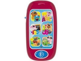 PEPPA PIG - Smartphone Bilingue CHICCO Bilingue ES/IN