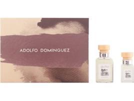 ADOLFO DOMINGUEZ - Conjunto de Perfume Homem Agua Fresca Adolfo Dominguez (2 pcs) (2 pcs)
