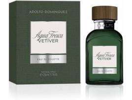 ADOLFO DOMINGUEZ - Perfume Homem Agua Fresca Vetiver Adolfo Dominguez EDT - 230 ml