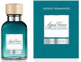 ADOLFO DOMINGUEZ - Perfume Homem Agua Fresca Citrus Cedro Adolfo Dominguez EDT - 230 ml