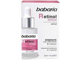 BABARIA - Sérum Anti-idade Retinol Babaria (30 ml)
