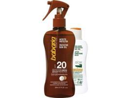 BABARIA - Conjunto de Proteção Solar Babaria (2 pcs)