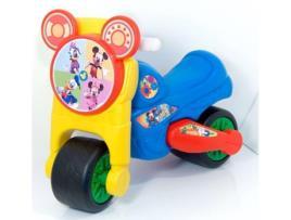 MICKEY MOUSE - Ride-On FEBER Mickey (Azul e Amarelo - 63 cm)