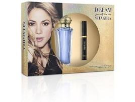 Shakira - Conjunto de Perfume Mulher Dream Shakira EDT (2 pcs) (2 pcs)