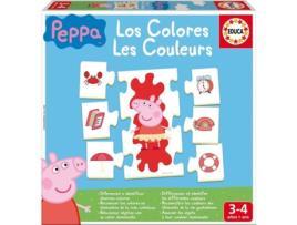 PEPPA PIG - Puzzle 2D EDUCA BORRAS 4016225