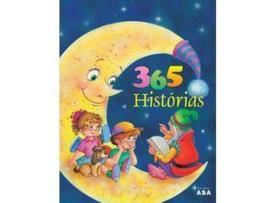 ASA - Livro 365 Histórias de Michel Amelin