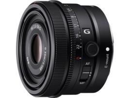 SONY - Sony Objetiva 50mm F2.5G Prime Lens