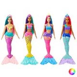 Mattel - Boneca Mattel Barbie Sereia
