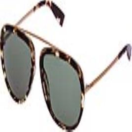 FURLA - Óculos escuros unissexo Furla SFU1045505AW (ø 55 mm)
