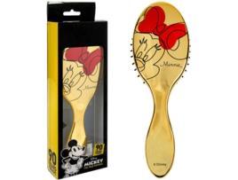 Escova Minnie Mouse 71408 Dourado