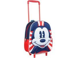 MICKEY MOUSE - Trolley CERDÁ 3D Mickey Disney 31cm