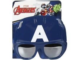 THE AVENGERS - Óculos DISFRAZZES Máscara De Capitão América