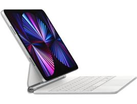 APPLE Magic Keyboard for iPad Pro 11 (1, 2 & 3rd generation) & iPad Air (4th generation) -PT- White