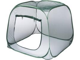 NATURE - Estufa NATURE 6020409 Pop-up (Transparente - Polietileno - 100 x 100 x 100 cm)