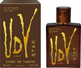 Ulric De Varens - Perfume Homem Udv Star Ulric De Varens (100 ml)