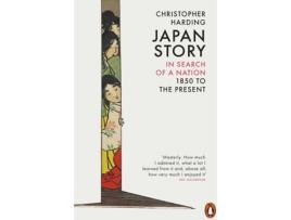 Livro Japan Story de Christopher Harding