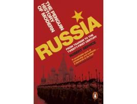 Livro The Penguin History Of Modern Russia (5Th Ed) de Robert Service