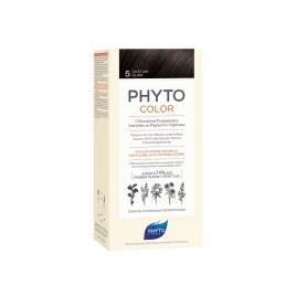 Phyto Color Coloração Permanente 5 Castanho Claro
