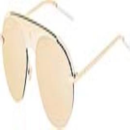 DIOR - Óculos escuros unissexo Dior EVOLUTION-J5G (Ø 58 mm) Dourado (ø 58 mm)