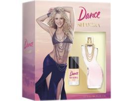 Shakira - Coffret SHAKIRA Dance Edt 50 ml Spray + Loção Do Corpo 50 ml