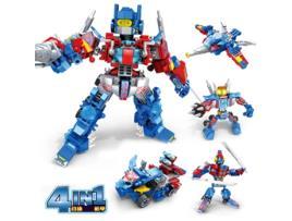 MEGA - Blocos de Construção MEGA Robot (100 peças)