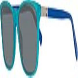 JUST CAVALLI - Óculos escuros unissexo Just Cavalli JC730S-5586A Azul Smoke Gradient