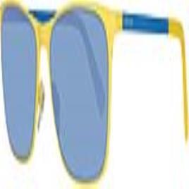 JUST CAVALLI - Óculos escuros masculinoas Just Cavalli JC725S-5741X Amarelo Azul