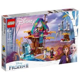 LEGO - LEGO Disney Frozen 41164 Casa da Árvore Encantada
