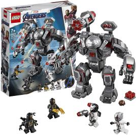 LEGO - Lego Marvel Avengers 76124 - War Machine Buster
