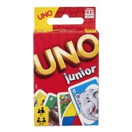 Mattel - Jogo de Cartas MATTEL Uno Junior (Idade Mínima: 3)