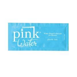 PINK - Lubrificante à Base de Água H2O 5 ml Pink E22443