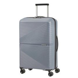 American Tourister Mala de viagem superleve média, 67 cm, com 4 rodas, da American Tourister