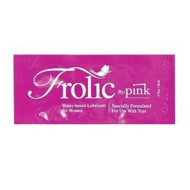 PINK - Lubrificante Frolic 5 ml Pink